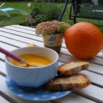 Dýňový krém – nejchutnější polévka v barvách podzimu
