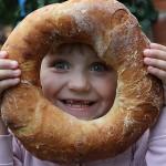 Kolečkový chleba
