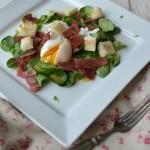 Jarní lyonský salát