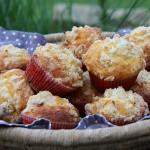 Mrkvové muffiny s pomerančovou vůní