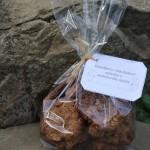 Mandlovo – čokoládové sušenky z arašídového másla