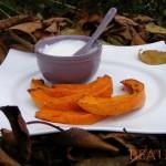Pekelně pálivá pečená dýně – podzimní chuťovka