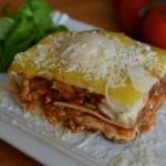 Dolmio – Lasagne s houbami