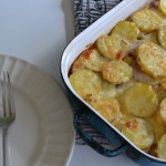 Klasické zapékané brambory