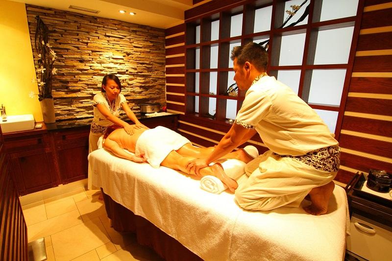 Bali masáž 1