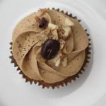 Kávové cupcaky s jemným krémem
