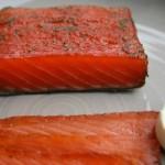 Marinovaný losos – GRAVAD LAX