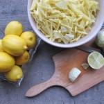 Zázvor s citronem a pomerančem v medu