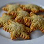 Křehké a jemné: Cukrové vánoční sušenky