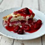 Nepečený ovocný dort – svěží a snadný