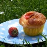 Šnečkové jahodové koláčky – jarní dezert