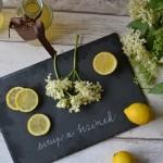 Skvělý domácí sirup z bezových květů