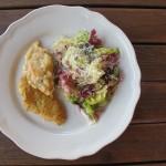 Snadný recept: Kuřecí rarášky se salátem