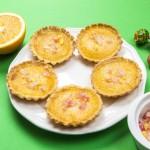 Videorecept: Tartaletky s pomerančovým krémem