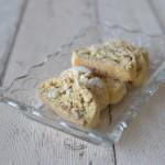 Cantuccini – italské mandlové sušenky
