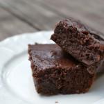 Šťavnatý cuketový koláč s čokoládou