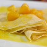 Francouzská sladkost: Crepes Suzette