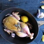 Kuře na mléce podle Jamie Olivera