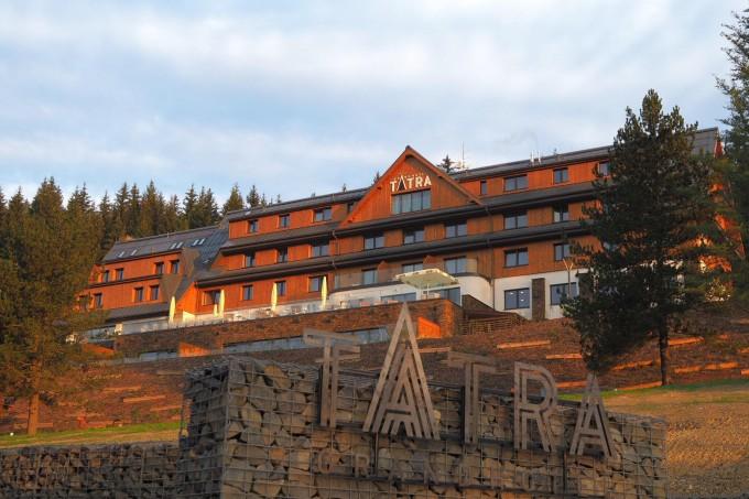 Jak jsme si užili víkend v Grandhotelu Tatra?