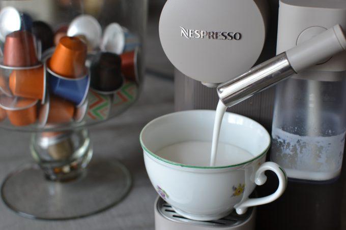 Nespresso Lattissima One – káva tak jak ji milujete
