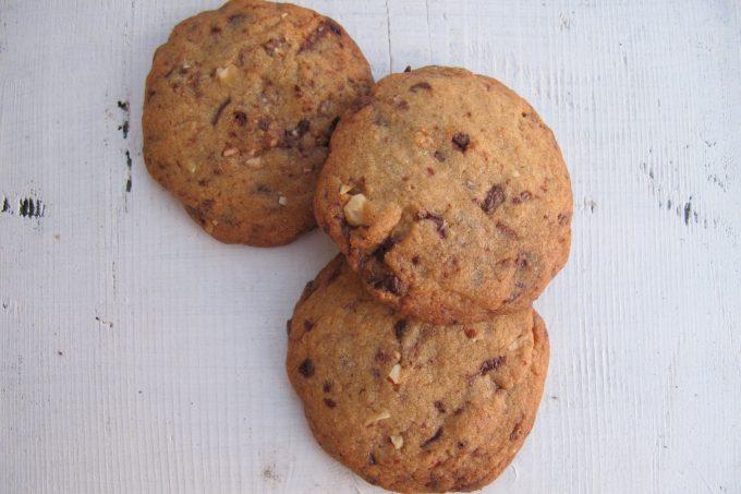 Křupavé, voňavé, lahodné. Nejskvělejší Pepíkovy cookies.