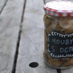 Recepty na nakládané houby v octě