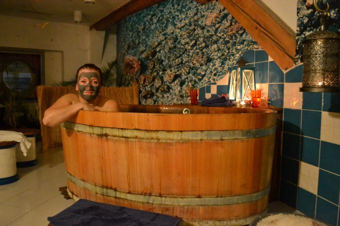 Podzimní relax v Rožnovských pivních lázních