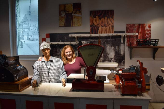 Návštěva Muzea řeznictví. Jak vypadala dříve zabijačka?