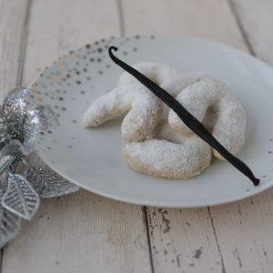 Nejlepší vánoční cukroví? Přece vanilkové rohlíčky!