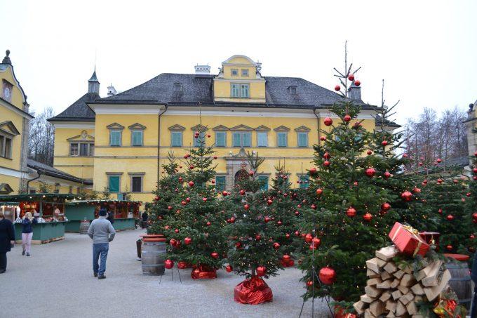 Zamilovala jsem si vánoční Salzburg